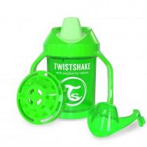 Twistshake Κύπελλο Μίξερ Φρούτων Mini Cup 230ml 4+μηνών Πράσινο