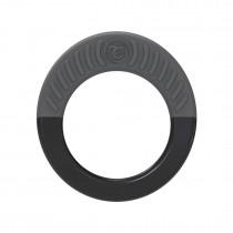 Twistshake Μασητικό Δακτύλιος Οδοντοφυΐας Ring 1+μηνών Black