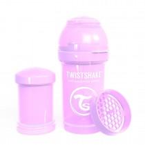 Twistshake Μπιμπερό Κατά των Κολικών 180ml Pastel Purple
