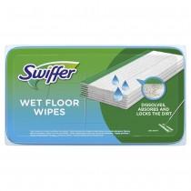 Swiffer Υγρά Πανάκια με Άρωμα Λεμόνι για Πάτωμα (24 τμχ)