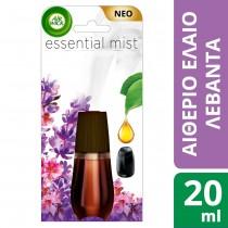 Airwick Essential Mist Ανταλλακτικό Λεβάντα 20ml