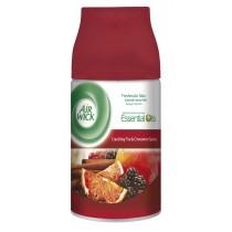 Airwick Freshmatic Ανταλλακτικό Αρωματικό Χώρου Crackling Fire & Cinnamon Spice 250ml