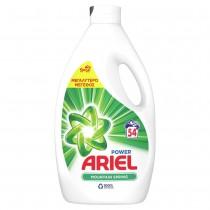 Ariel Υγρό Απορρυπαντικό Ariel Mountain Spring 2,97 L (54 Πλύσεις)