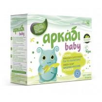 Αρκάδι Baby Σκόνη Πλυντηρίου Πράσινο Σαπούνι 1kg - 20 Μεζ