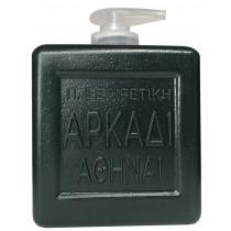 Αρκάδι Υγρό Πράσινο Σαπούνι Χεριών με Αντλία και Αντιβακτηριδιακή Δράση 500ml