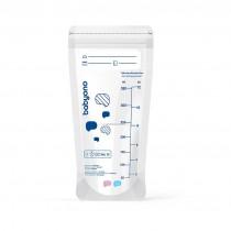 Babyono Σακουλάκια Φύλαξης Μητρικού Γάλακτος 20τμχ με Ένδειξη Θερμότητας