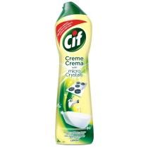 Cif Κρέμα Γενικού Καθαρισμού Λεμόνι 500ml