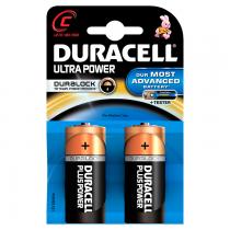 Duracell Αλκαλικές Μπαταρίες Ultra Power C