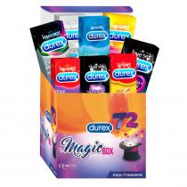 Durex Magic Box 72 Προφυλακτικά