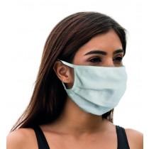 Fashy Υφασμάτινη Μάσκα Λευκή Ενηλίκων (5803)