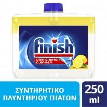 Finish Καθαριστικό Πλυντηρίου Πιάτων Λεμόνι 250ml