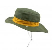 Ki ET LA Καπέλο 2 όψεων με Δείκτη Προστασίας UPF 50+ Kaki 6-12 μηνών