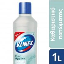 Klinex Καθαριστικό Πατώματος Pure Hygiene 1lt