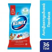 Klinex Υγρά Πανάκια Καθαρισμού 36τμχ