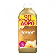 Lenor Μαλακτικό Gold Orchid 90+30μεζ ΔΩΡΟ