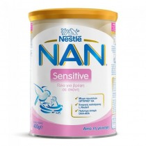 Nestle Γάλα Nan Sensitive 400gr