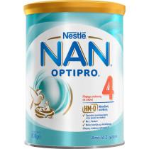 Nestle Γάλα Σκόνη NAN 4 Optipro 800gr