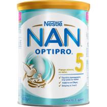 Nestle Γάλα Σκόνη NAN 5 Optipro 400gr