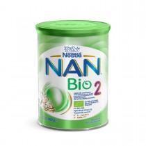 Nestle Γάλα Σκόνη NAN Bio 2 400gr