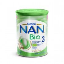 Nestle Γάλα Σκόνη NAN Bio 3 400gr