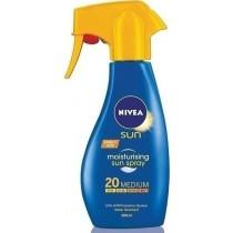 Nivea Sun Protect & Moisture & Trigger Spray SPF 20, 300ml