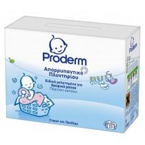 Proderm Σκόνη Πλυντηρίου με σαπούνι για Βρεφικά Ρούχα 23μζ