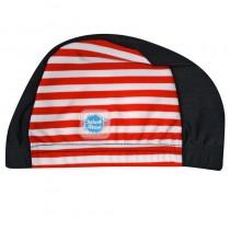 Splash About Σκουφάκι Κολύμβησης SPF50+ Μπλε με Κόκκινες & Άσπρες Ρίγες 0-18 μηνών