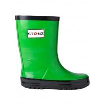 Stonz Γαλότσα Rain Bootz Πράσινη Green