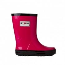 Stonz Γαλότσα Rain Bootz Ροζ Pink 21