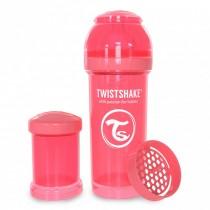 Twistshake Μπιμπερό Κατά των Κολικών 260ml Ροδακινή