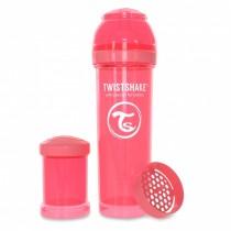 Twistshake Μπιμπερό Κατά των Κολικών 330ml Ροδακινή