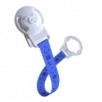 Twistshake Κλιπ Πιπίλας Μπλε