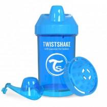 Twistshake Κύπελλο Μίξερ Φρούτων Crawler Cup 300ml 8+ μηνών Μπλε