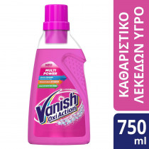 Vanish Καθαριστικό Λεκέδων Pink Gel 750ml