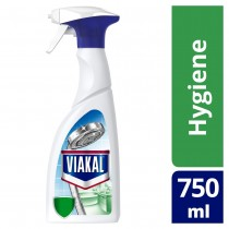 Viakal Spray Hygiene Κατά των Αλάτων 750ml