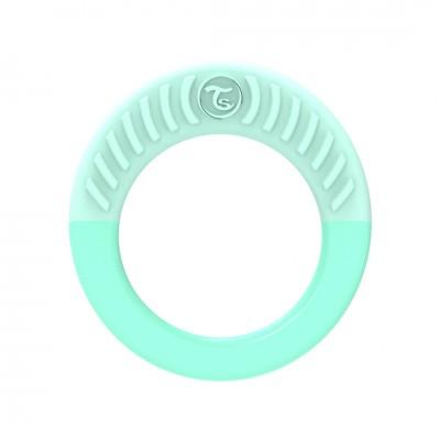 Twistshake Μασητικό Δακτύλιος Οδοντοφυΐας Ring 1+μηνών Pastel Green