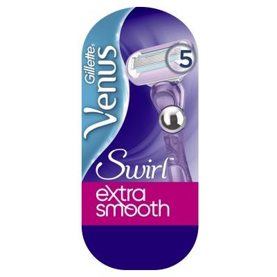 Gillette Venus Swirl Γυναικεία Ξυριστική Μηχανή & 1 Ανταλλακτικό