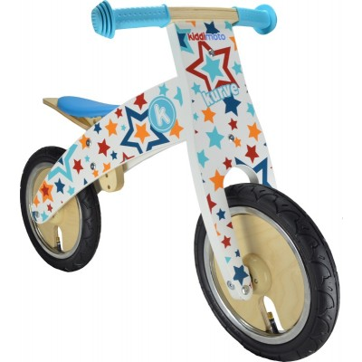 Kiddimoto Ποδήλατο Ισορροπίας Kurve Stars