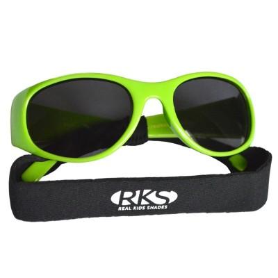 Splash About Γυαλιά Ηλίου με Εύκαμπτο Σκελετό και UV Προστασία 3-7 Χρονών Lime