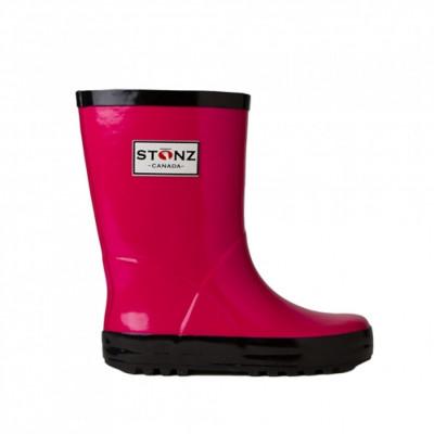 Stonz Γαλότσα Rain Bootz Ροζ Pink 24