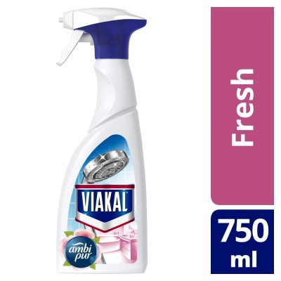 Viakal Spray Fresh Κατά των Αλάτων 750ml