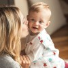 Bebe au Lait Υπνόσακος Μουσελίνας Bowler 6-12 μηνών