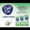 EveryDay Σερβιετάκια Cotton Fresh Extra Long 30+14τμχ Δώρο