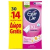 EveryDay Σερβιετάκια Extra Dry Extra Long 30+14τμχ Δώρο