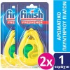 Finish Αρωματικό Πλυντηρίου Πιάτων Lemon & Lime 2Τεμ