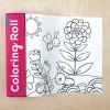 Mudpuppy Ρολό Χαρτί Ζωγραφικής Λουλουδόκηπος 35x304 cm