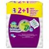 Pampers Kandoo Παιδικά Υγρά Μαντηλάκια Τουαλέτας Sensitive 2+1 ΔΩΡΟ 150τμχ