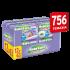 Μωρομάντηλα BabyCare Sensitive Super Value Box 756τμχ (12x63τμχ)