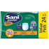 Sani Pants Sensitive Ελαστικό Εσώρουχο Ακράτειας Νο2 Medium 24τμχ Value Pack