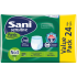 Sani Pants Sensitive Ελαστικό Εσώρουχο Ακράτειας Νο3 Large 24τμχ Value Pack